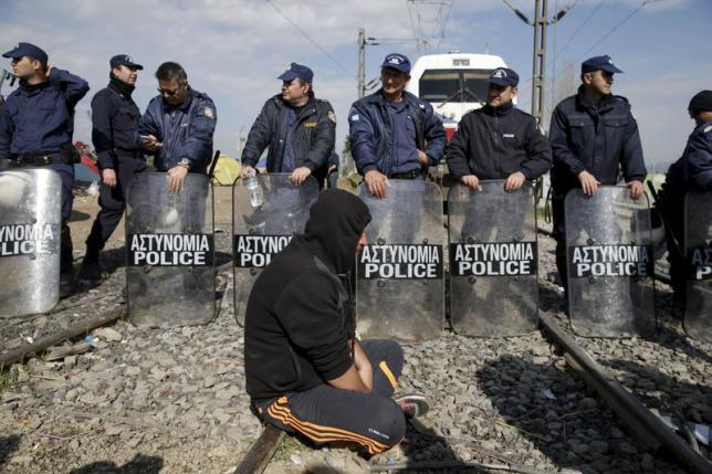EU Executive Eyes Fixing Open Border Schengen Zone by Year-End