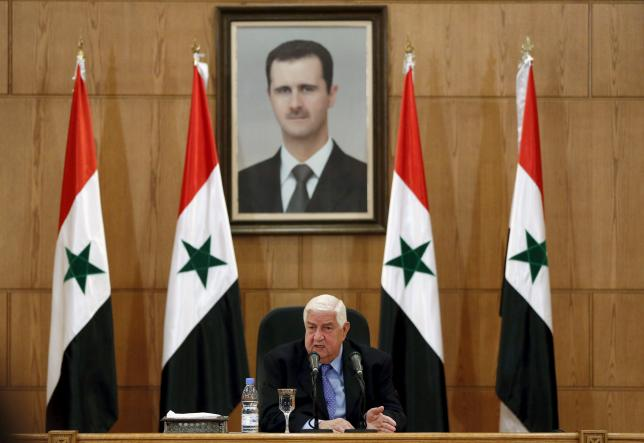 Damascus Rules out Talks on Presidential Vote