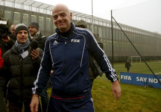 Infantino Wants More Player Involvement in FIFA Decisions