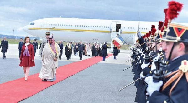 Paris on the Saudi Crown Prince's Visit: This is the Golden Age of Bilateral Relations