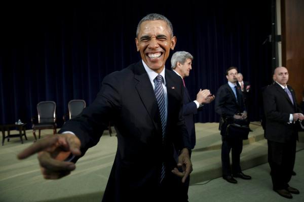 Opinion: Obama's Bubble