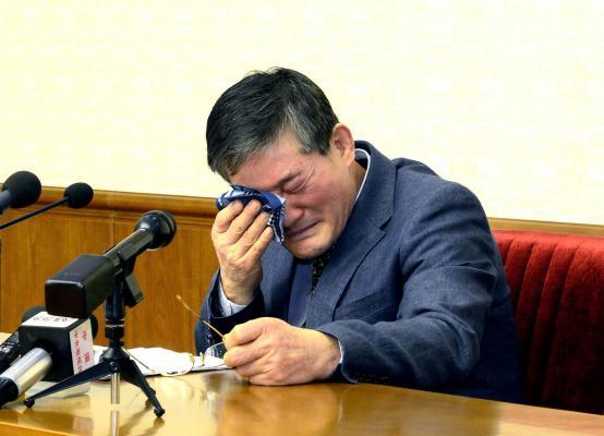 Korean-American Kim Dong Sentenced to 10 Years of Hard Labor