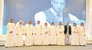 Activities of the audiovisual convention at the Eastern province, Asharq Al-Awsat