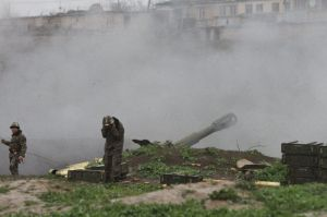 Nagorno-Karabakh fighting