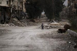 Deir al-Zor, Feb. 3, 2014 (Khalil Ashawi/Reuters)