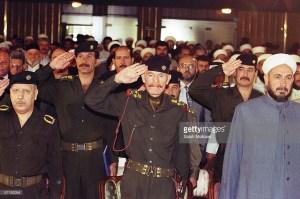 Former Baath official and deputy to deposed Iraqi president Saddam Hussein, Izzat Ibrahim al-Douri