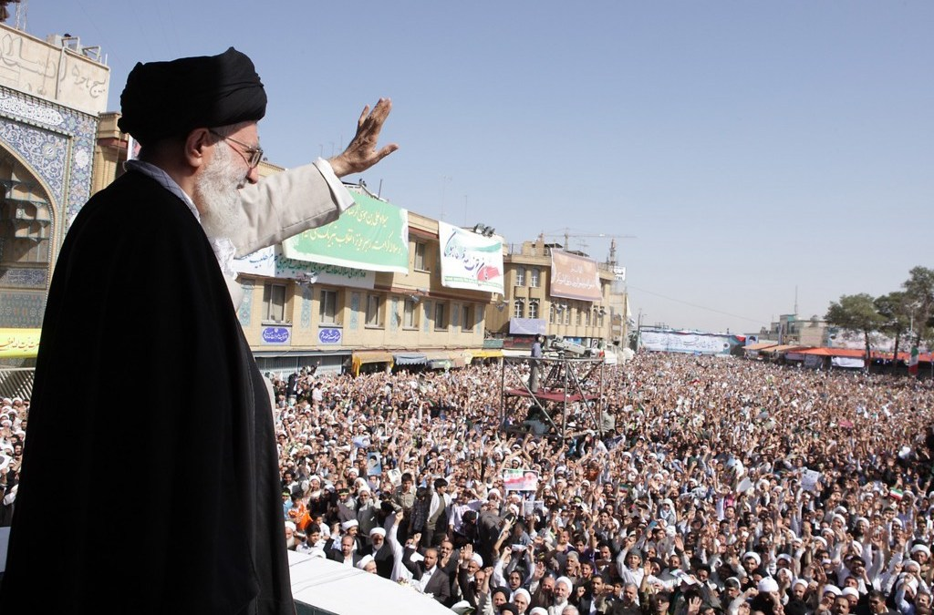 Rouhani and Khamenei Camps Battle Sternly