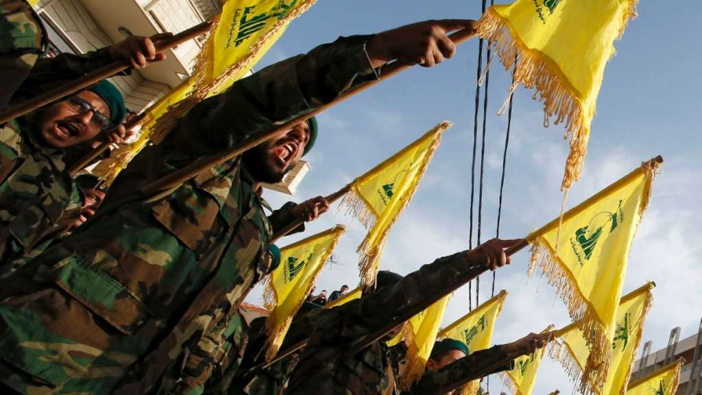 MP Alice Shabtini: Hezbollah and Iran Link Lebanon's Fate to Syria