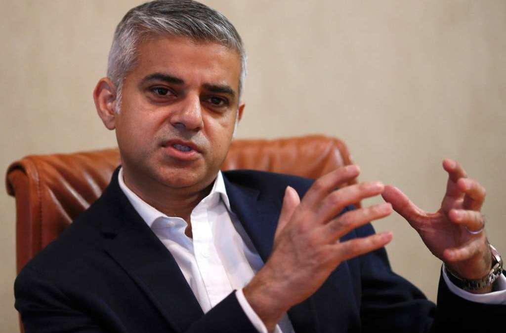 Sadiq Khan to Asharq Al-Awsat: British Muslims Demand Integration and Learning English