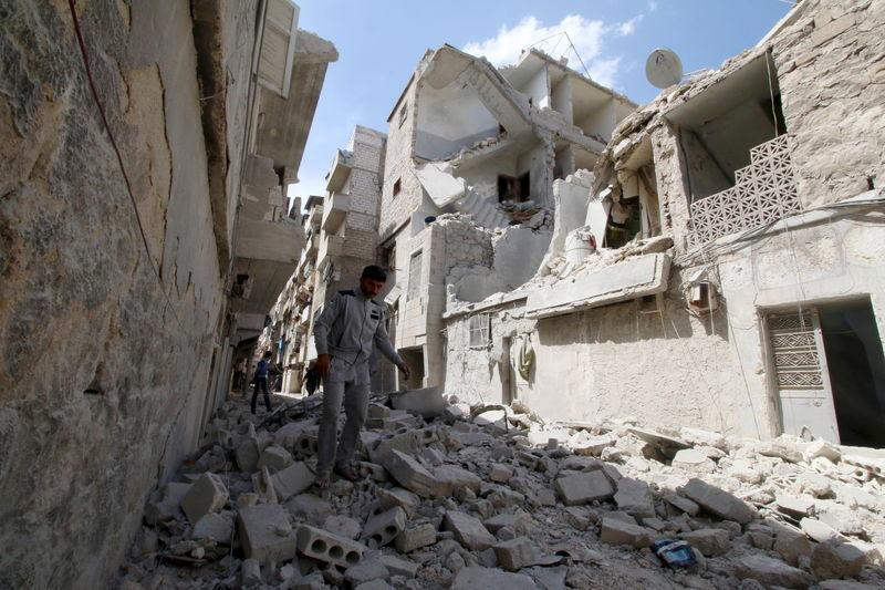 Opposition Launches Attacks in Western Syria, Accuses U.N. Envoy of Bias