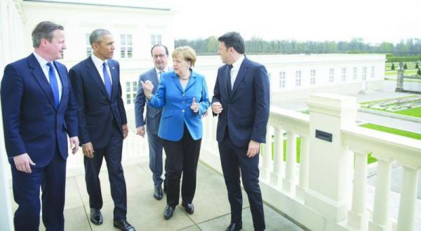 Obama Calls For a United Europe