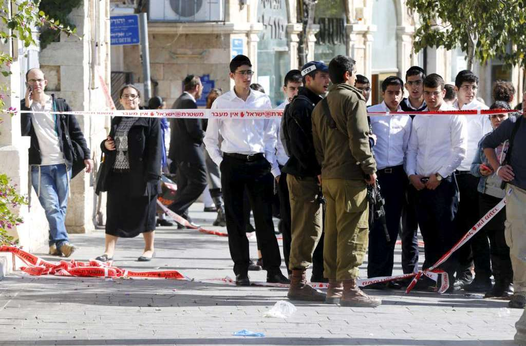 Police Say 2 Israeli Women Stabbed as Jordan FM Stresses Extremism Result of No Palestinian State