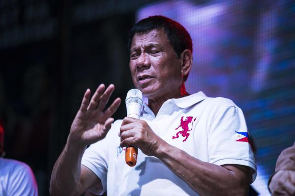 Davao to Share Mayor Rodrigo Duterte with the Rest of the Country