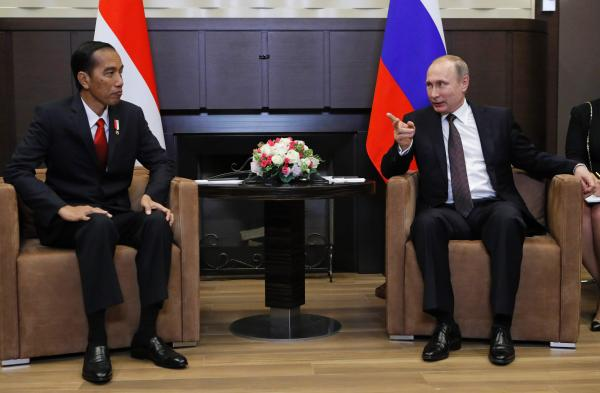 Russia and Indonesia Sign Deal on Cooperation in Defence Sector
