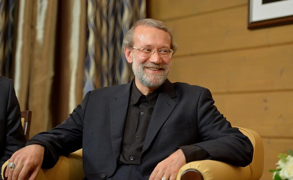 Larijani Confesses to Deepening Rift in Iranian Authority