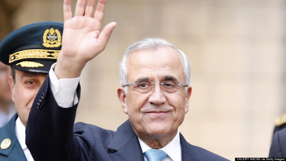 Michel Suleiman: Hezbollah Main Reason behind Presidential Vacancy