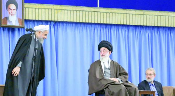 Iranian Disputes Aggravate, Khamenei Takes down Rouhani's Men
