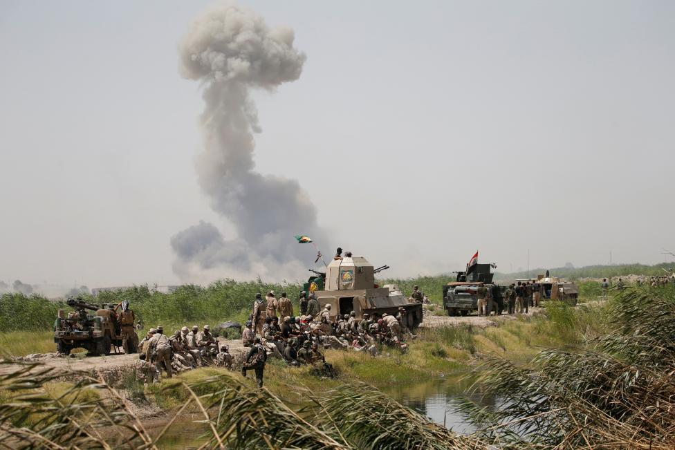 Iraqi Lawmakers Condemn Quds Force Leader Qassem Soleimani's Presence in Iraq