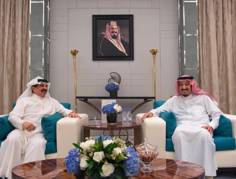 King of Bahrain: Saudi Arabia is Region's Chief Backbone