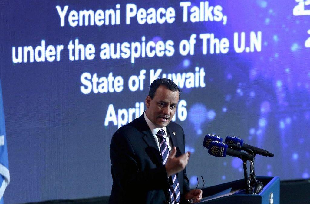 U.N. Envoy Speaks of Nearing Solution in Yemen