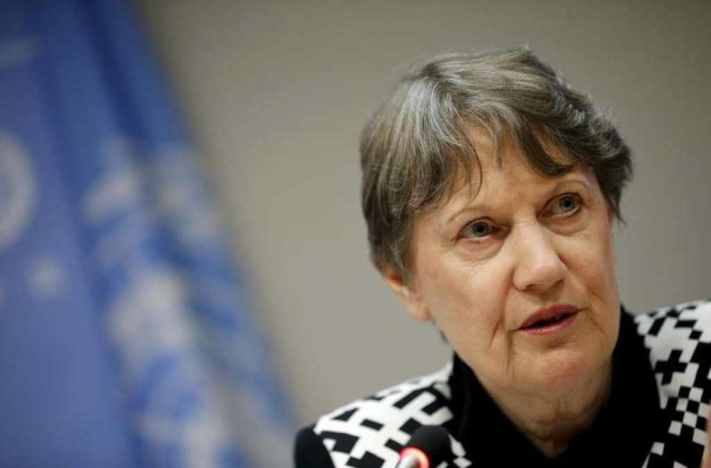 New Zealand's Candidate for Top U.N. Post: Fighting Terror Requires Int'l Cooperation