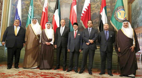 Gulf – Russian Agreement to Defeat Terrorism