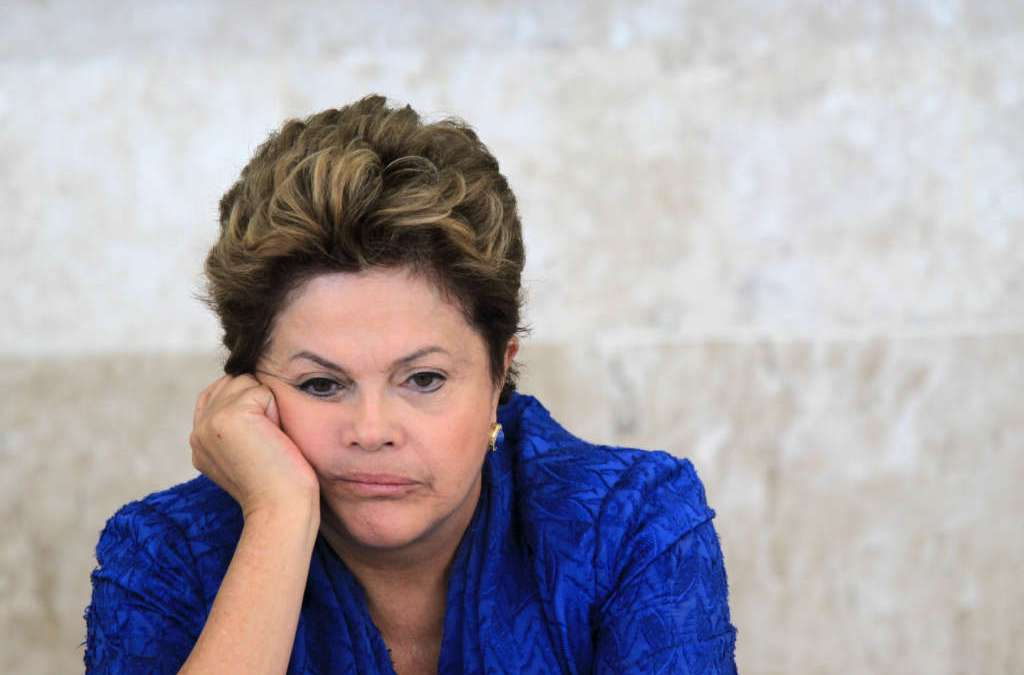 Brazil's Suspended Leader Says Impeachment is a Coup