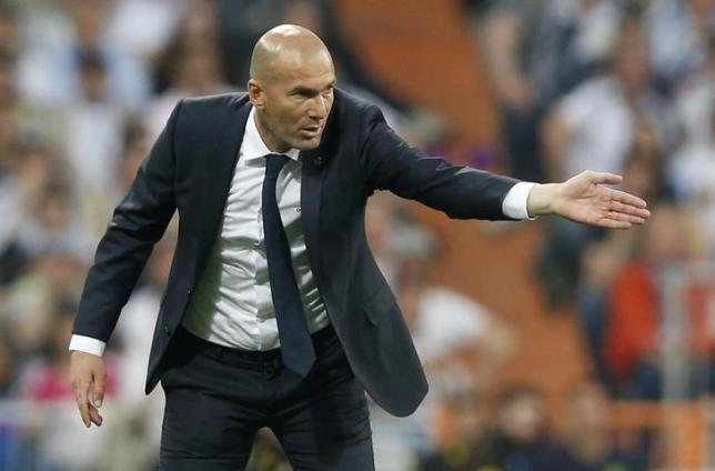 Beckham Asks Real Madrid to Be Patient with Team Mate Zidane