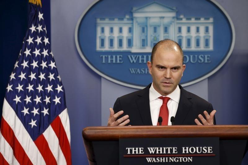 Ben Rhodes, the Novelist Who Became Obama's Foreign-Policy Maker