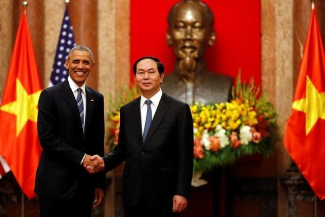 China Faces Headaches from Warming Vietnam-U.S. Ties