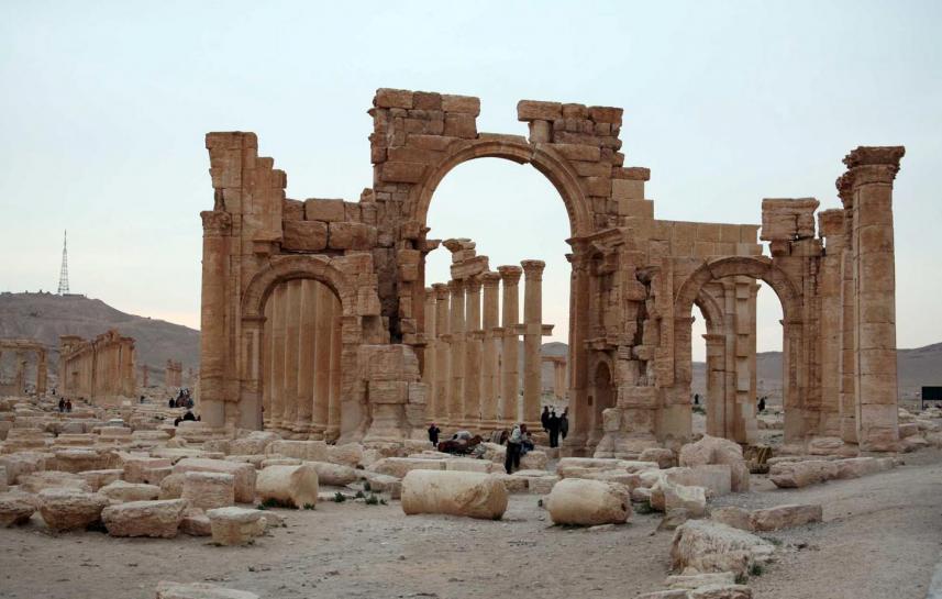 UNESCO Chief Warns of Cultural Destruction Threat