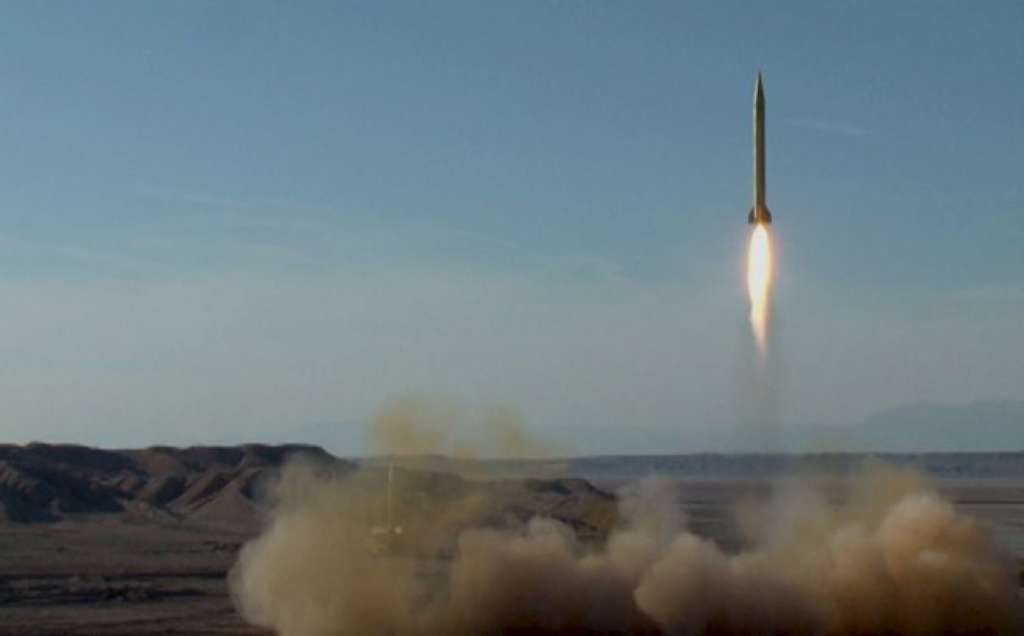 Iran Claims it Test-fired Ballistic Missile