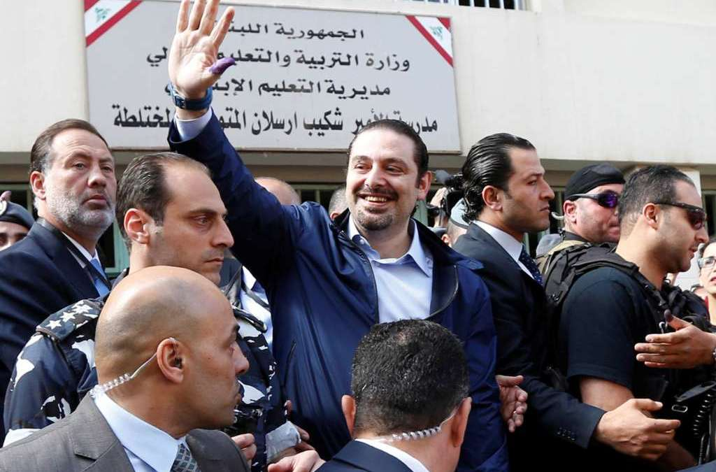 Hariri Succeeds in Protecting Parity between Muslims and Christians in Beirut Polls