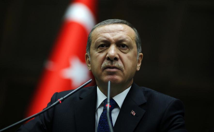 Erdogan Says Turkey Gears up to Strike ISIS in Syria as Artillery, Jets Pound Militants