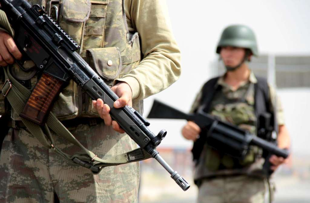 Turkey: 8 Soldiers Dead in Anti-PKK Operations