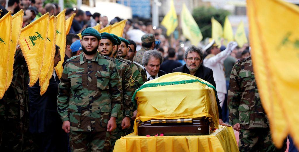 Hezbollah Blames Insurgent Shelling for Badreddine's Death