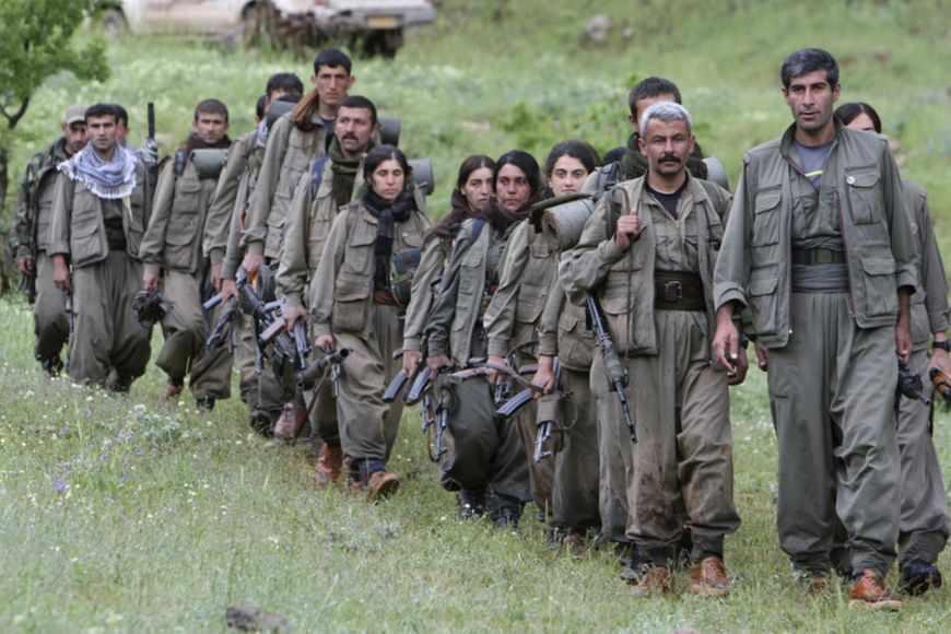 Turkish Jets Strike PKK Targets in Northern Iraq, Southeast Turkey
