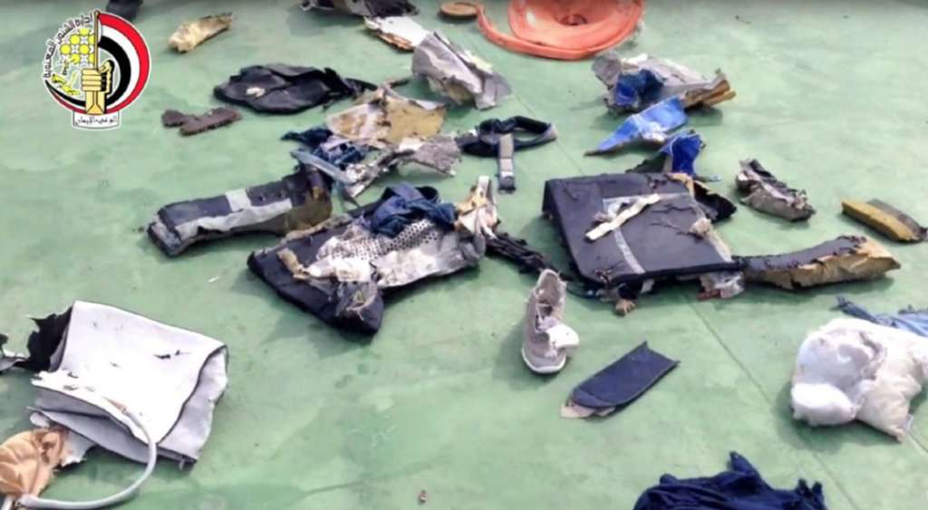 French Vessel Arrives to Help Search for EgyptAir Plane Black Boxes