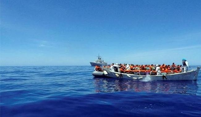 Rescued Migrants Say Ship Sank off Italy with Hundreds Aboard -NGO