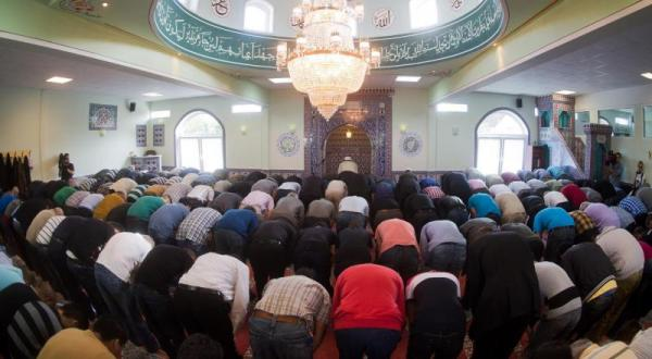 German State Security Monitors 90 Mosques