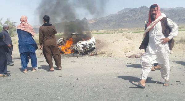 Brother of Slain Taliban Chief's Driver Presses Charges over U.S. Drone Hit
