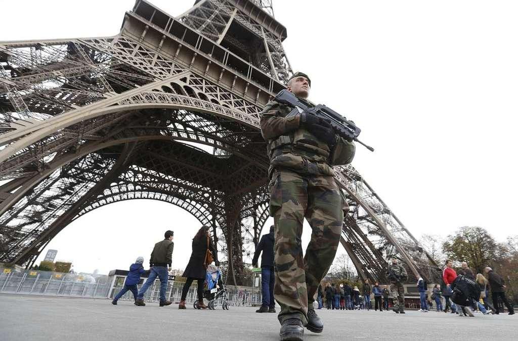 Washington Praises Europe's Anti-terror Efforts