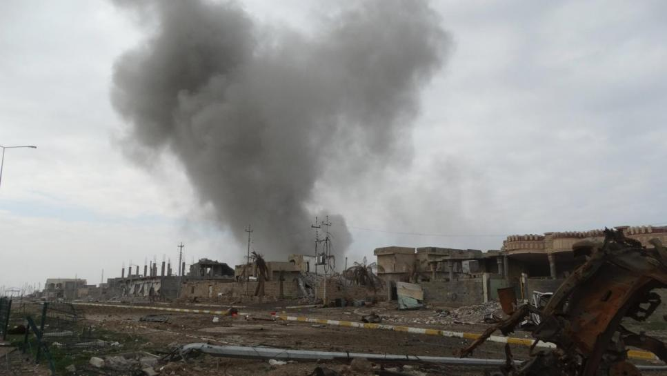 Ramadi Devastated after Clearing out ISIS