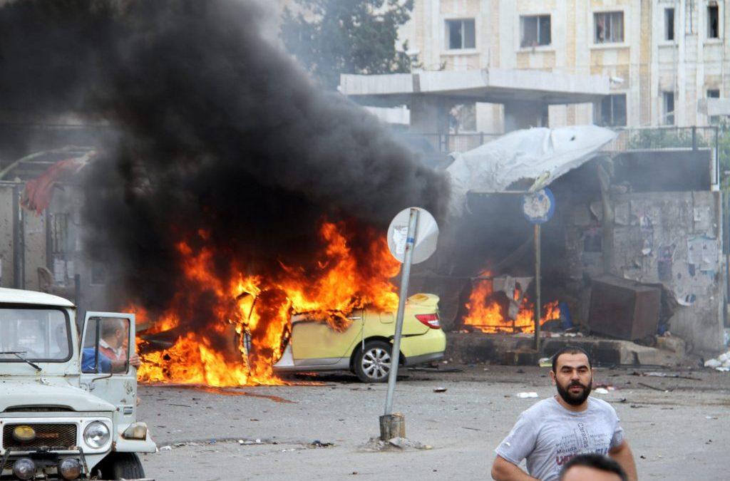 U.N. Condemns Terrorist Attacks in Tartous