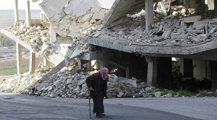 Aid Agencies Disregard the Elderly in Wars and Disasters