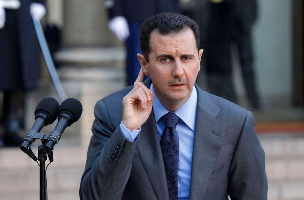 Dozens of U.S. Diplomats Urge Military Strikes against Syria's Assad