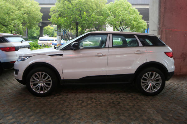 Jaguar Land Rover Sues Chinese Automaker Over Evoque Copycat – Source