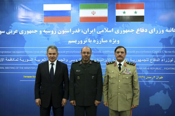China-Led Bloc Keeps Iran at Arm's Length