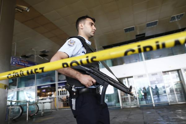 ISIS, Prima Facie Suspect at the Ataturk Airport Blasts