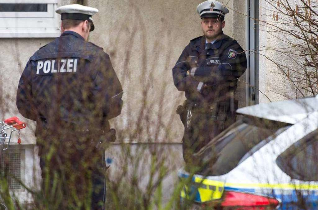 Three Syrians Arrested over Possible Terror Attack in Germany